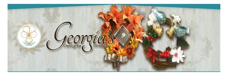 Georgia Designer Wreaths